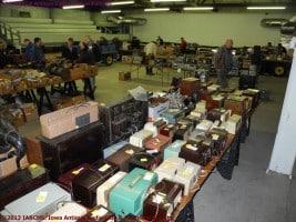 2013 IARCHS Antique Radio Auction Picture