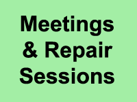 IARCHS Meetins & Repair Sessons