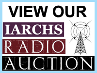 Annual IARCHS Radio Auction Page