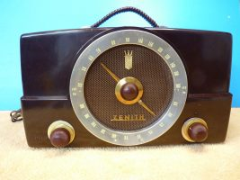 Zenith H725, plays well
