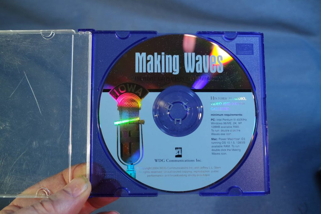 Making_Waves the people and places of Iowa Broadcasting