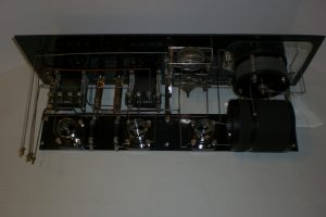 Uncommon Pennsylvania Wireless model GT-2 chassis view