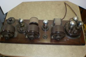 Atwater Kent Model 10C No. 4700 Breadboard Top View