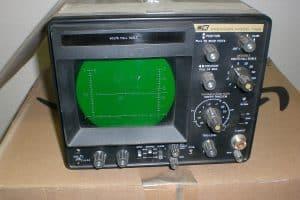 B and K Model 1465 Oscilloscope