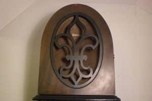 Brandes Model 1600 Cathedral style speaker