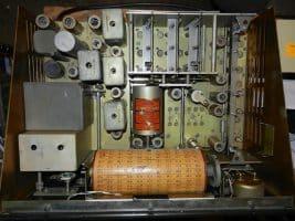 Collins R-388 URR Inside View