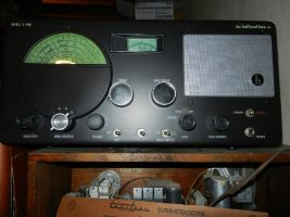 Hallicrafters Model S-40A