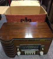 Zenith Model 7S432 with shipping box