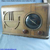 Coronado-650-battery-table-radio