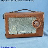 philco-sportster-E-675-AC-DC-portable-Tube-Radio